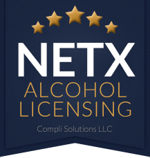 NETX Alcohol Licensing
